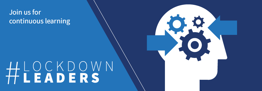 #LockdownLeaders with Duke Corporate Education